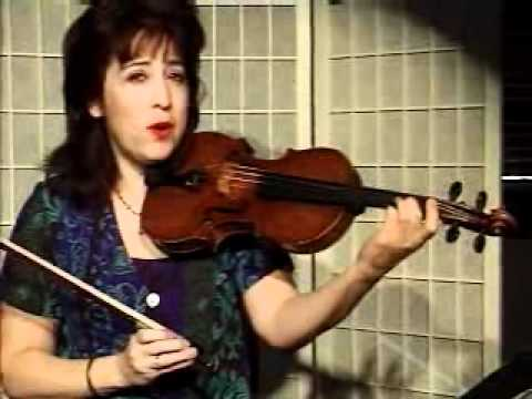 Violin Lesson - How To Play Country Style Fiddle Using Slides