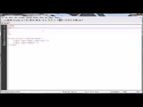 PHP Tutorials: URL Validation