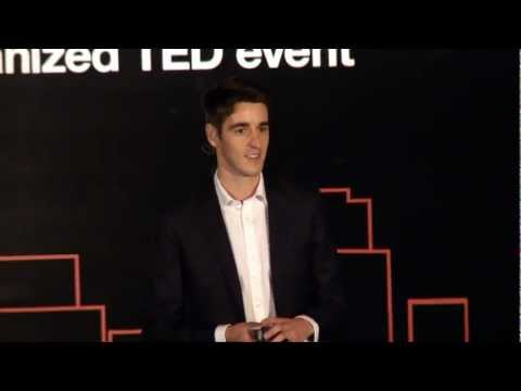 TEDxMongKok  - Jared King - The Most Wasted Resource on Earth is Talent