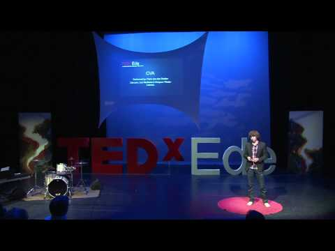 Processing a Tragedy By Composing Music: Tom Schipper at TEDxEde