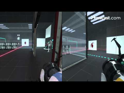 Portal 2 Co-op Walkthrough / Course 1 - Part 3 - Room 03/06
