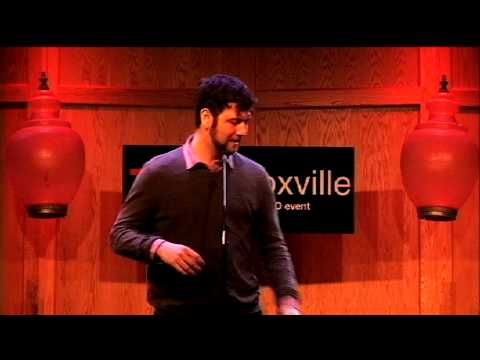 TEDxKnoxville - George Duffy - One Calculator at a Time