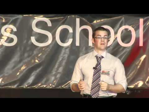 TEDxStHilda'sSchool - Dr Allan Stirling - History and the Future of Anatomy Teaching