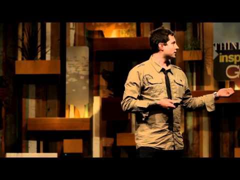 """TEDxConcordiaUPortland - Blaine Fontana - """"Creative Sustainability"""""""