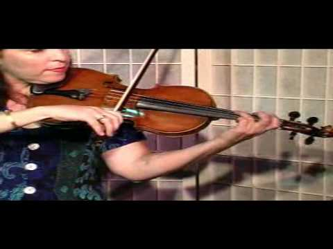 "Violin Lesson - Song Demonstration - ""Oleana"""