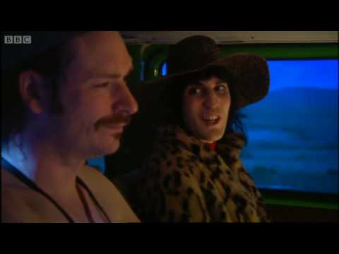 Cheekbone - The Mighty Boosh - BBC