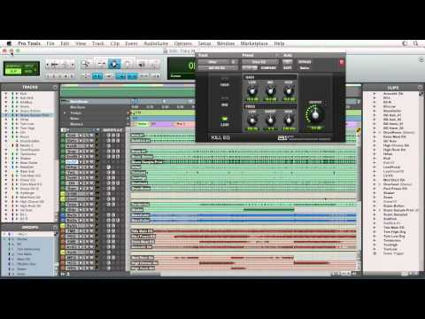 Pro Tools: How to use plug-in presets | lynda.com tutorial