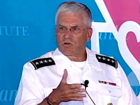 The War on Terrorism: General Casey Foresees Ten More Years