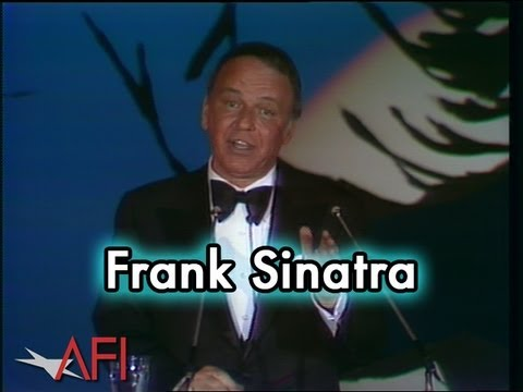 Frank Sinatra Salutes Orson Welles
