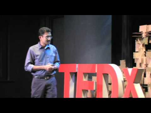 "TEDxLouisianaTechUniversity - Dr. Arun Jaganathan - ""How to Transform Sewers into Energy"""