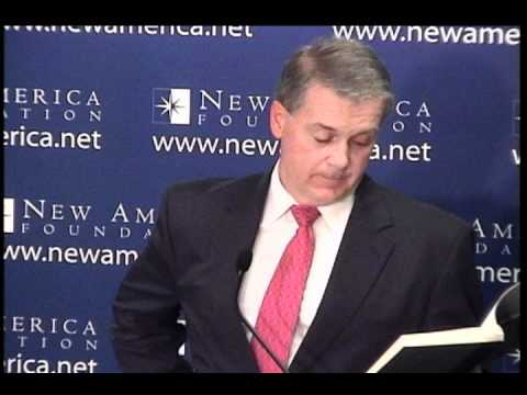 Glenn L. Carle discusses his book, The Interrogator: An Education at the New America Foundation