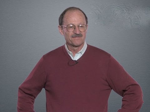 Harold Varmus (NCI/NIH): How I Became a Scientist