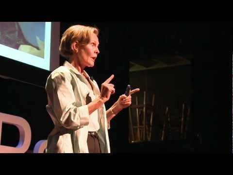 TEDxFront Range - Irene Fortune - On Track