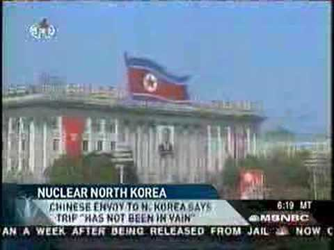 CAP's Lawrence Korb discusses North Korea's Nuclear Ambition