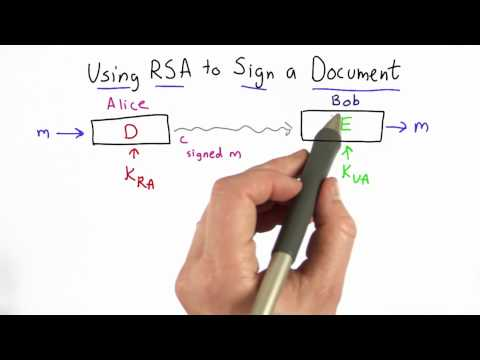 Back To Signatures - CS387 Unit 4 - Udacity