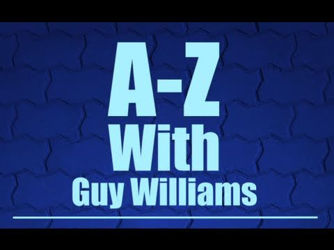 A-Z #07 -E- Thank You Mr Mulcaster Part1