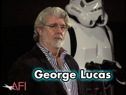 George Lucas Introduces Star Wars: A New Hope