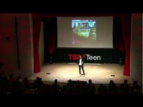 Breaking Down the Unknown: Angela Zhang at TEDxTeen