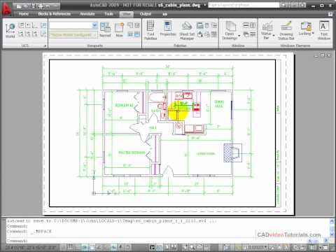 AutoCAD Tutorial - Working with Layouts - Part 2