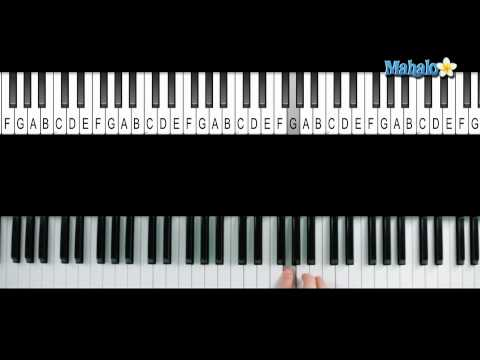 How to Play the Dorian Mode on Piano