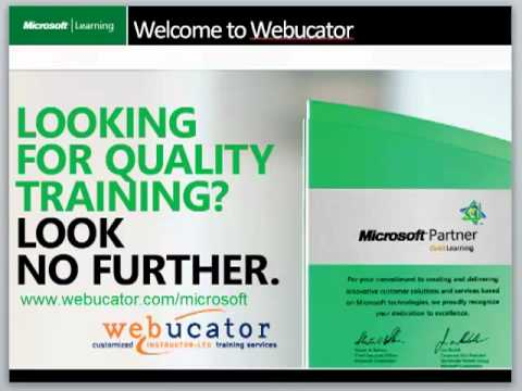 Microsoft Certification Q&A Webinar with Microsoft Certified Trainers