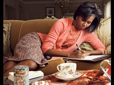 Michelle Obama: Practical Fashion Icon?