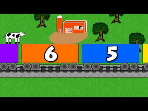 Vids4kids.tv - Timmy's Number Train