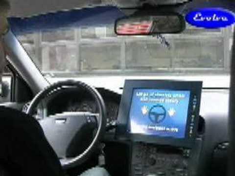 Auto-parking car