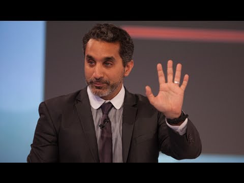Clip - Beyond the Revolution - Bassem Youssef - Zeitgeist 2012
