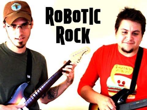 Robotic Rock: Original Short