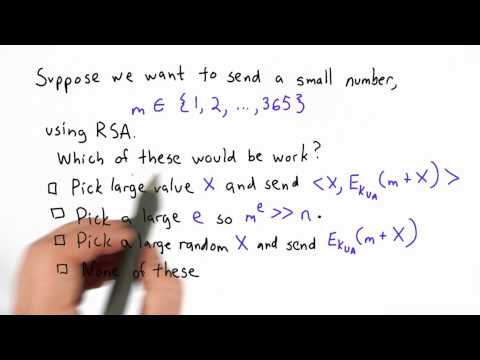 Small Messages - CS387 Unit 4 - Udacity