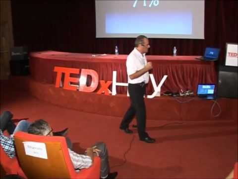 L'effort du travail et son sens : Jean-Marie BILLARD at TEDxHay
