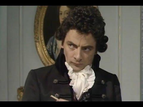 Prince woos a bride - Blackadder - BBC