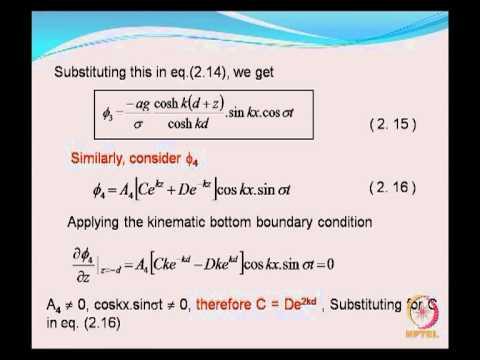 Mod-02 Lec-02 Wave Motion I