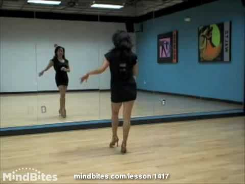 Salsa Dancing - Intro to Salsa: Basic Turns On2