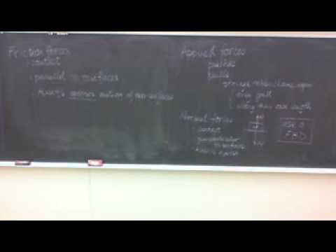 Saylor ME202: Dynamics Particle Linear Kinetics