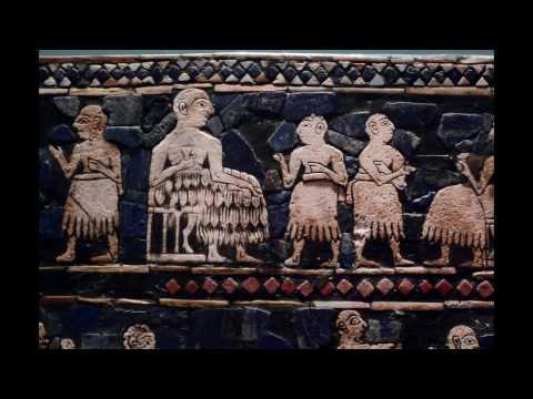 Standard of Ur, c. 2600-2400 B.C.E.