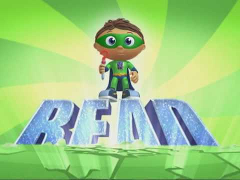 SUPER WHY! | Super Why's The Power to Read Music Video | PBS KIDS