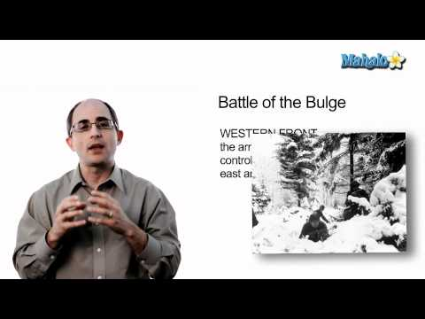 Learn History: A Summary of the Battle of the Bulge