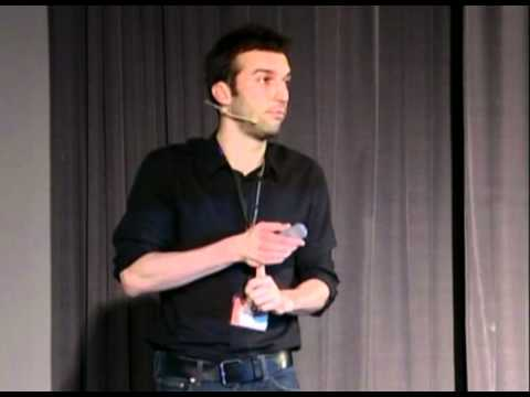 TEDxParisUniversités - Geoffrey Dorne - Human Design & Designing for Humans