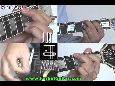 Sweet Child of Mine 3.1 Guns and Roses FarhatGuitar.com