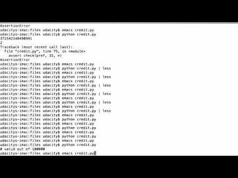 Problems With Random Tests - Software Testing - Random Testing - Udacity