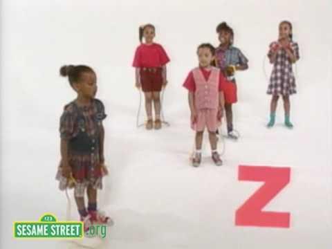 Sesame Street: Jumprope Alphabet