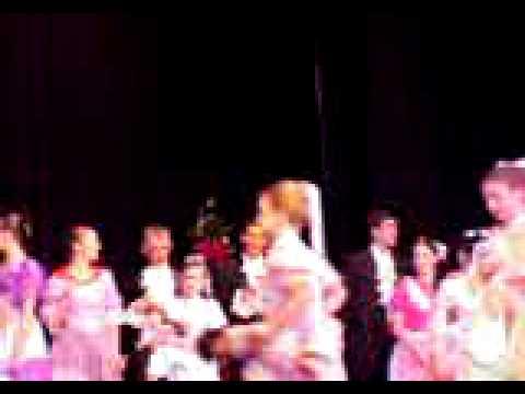 Nutcracker Ballet Cousins Dance