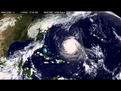 Satellite Sees Four Tropical Cyclones and Remnants Today