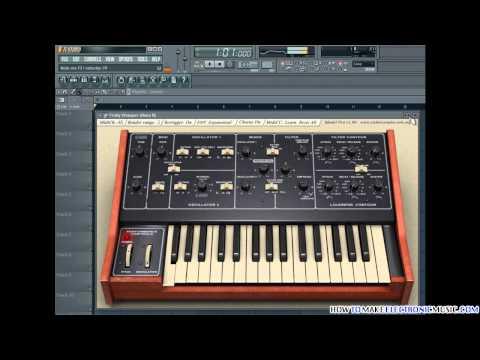 Virtual Model Pro   Free VST Synth By Elektrostudio