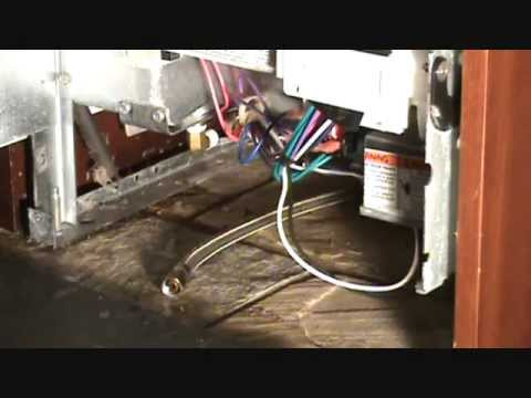 How to hook up a dishwasher water line