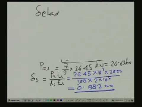Lecture - 10 Analysis of Strain IV