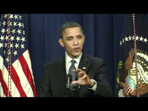 Obama Tackles Libya, Japan, Budget Stalemate in Press Conference
