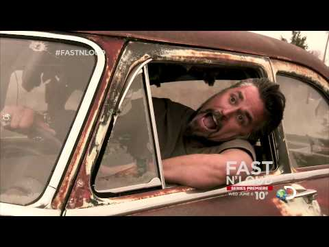 Fast N' Loud Preview | Premieres Wed June 6, 2012 at 10PM e/p on Discovery